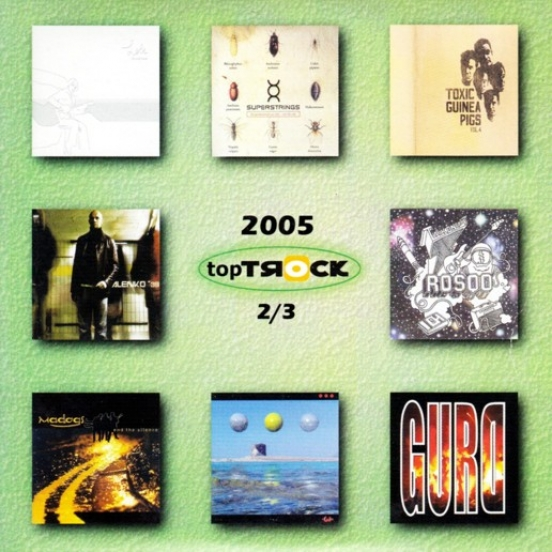 Compilation Top Trock 2005